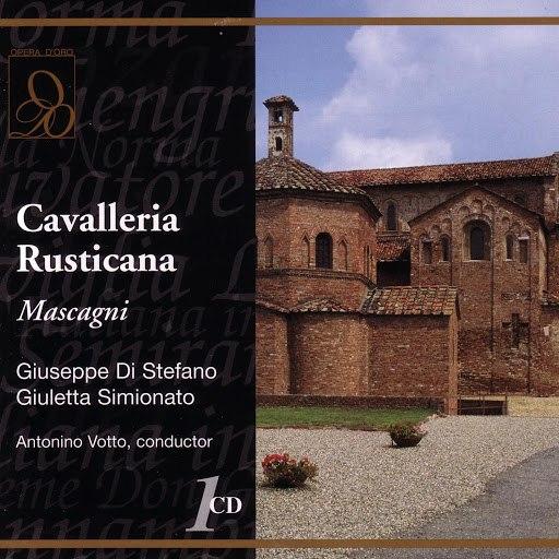Pietro Mascagni альбом Cavalleria Rusticana