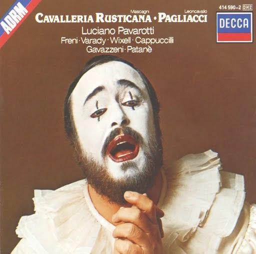 Pietro Mascagni альбом Mascagni: Cavalleria Rusticana/Leoncavallo: Pagliacci