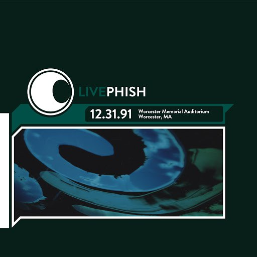 Phish альбом LivePhish 12/31/91 Worcester Memorial Auditorium, Worcester MA