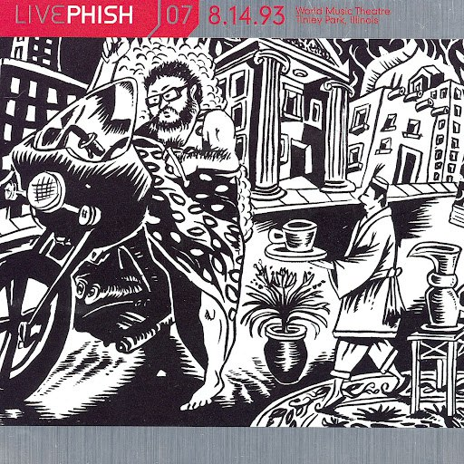Phish альбом LivePhish, Vol. 7 8/14/93 (World Music Theatre, Tinley Park, IL)