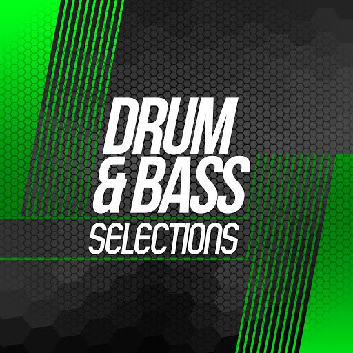 DnB альбом Drum & Bass Selections