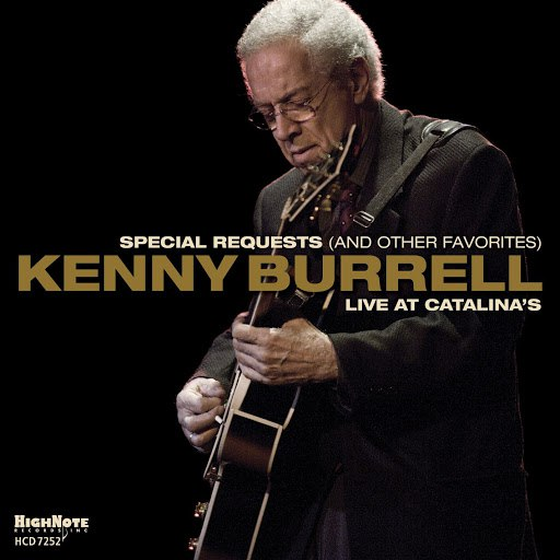 Kenny Burrell альбом Special Requests (and other favorites)