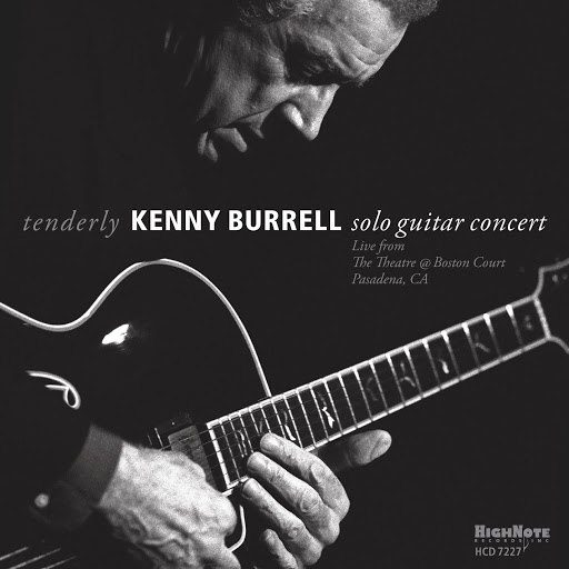 Kenny Burrell альбом Tenderly