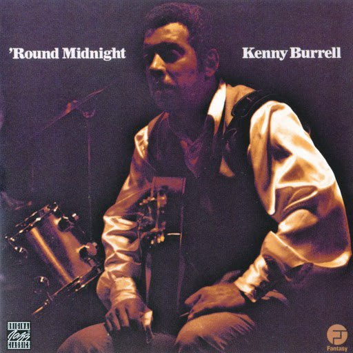 Kenny Burrell альбом 'Round Midnight (Remastered)