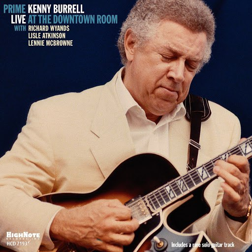 Kenny Burrell альбом Prime