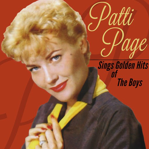 Patti Page альбом Sings Golden Hits of the Boys