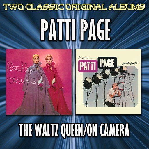 Patti Page альбом The Waltz Queen/On Camera