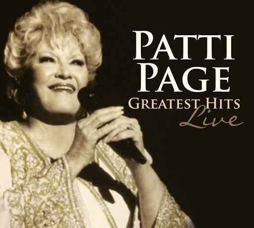 Patti Page альбом Greatest Hits Live