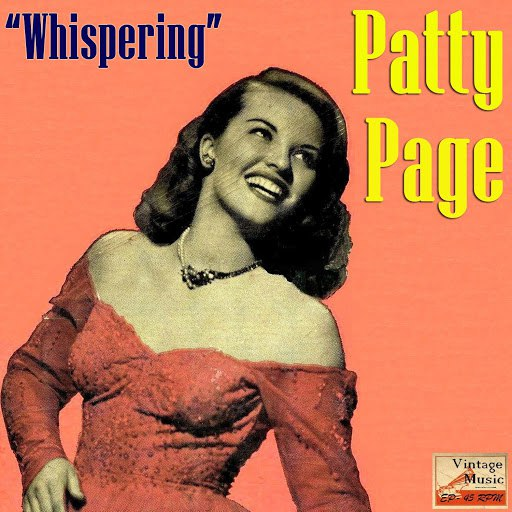 Patti Page альбом Vintage Vocal Jazz / Swing No. 147 - EP: Whispering