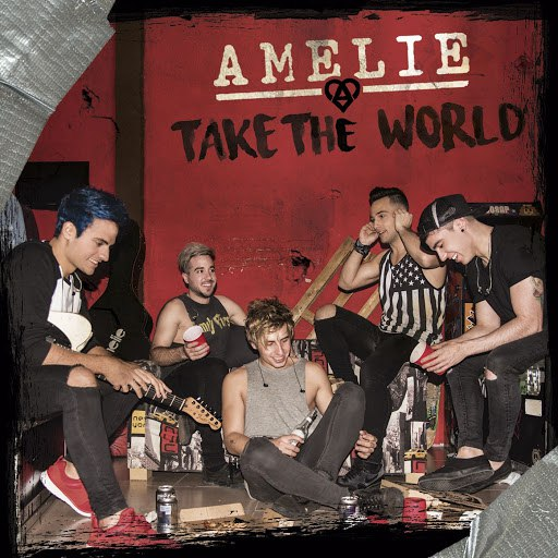 Amelie альбом Take the world