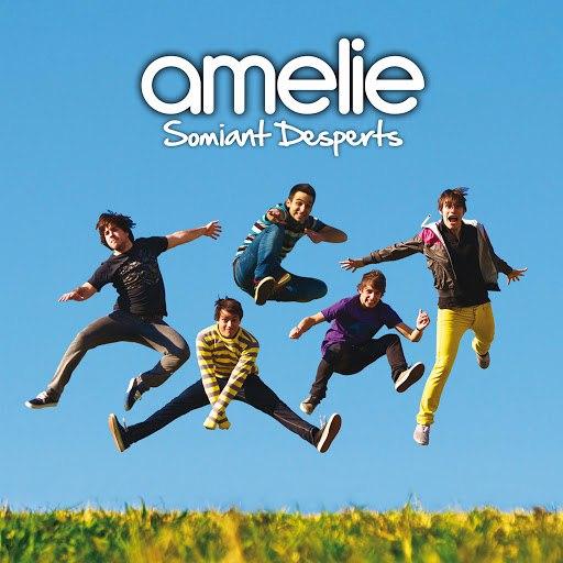 Amelie альбом Somiant Desperts
