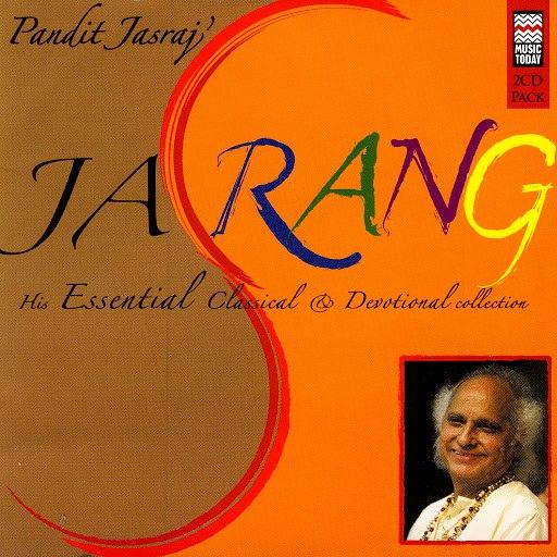 Pandit Jasraj альбом Jasrang - His Essential Classical & Devotional Collection