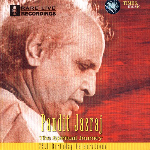 Pandit Jasraj альбом The Spiritual Journey