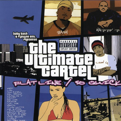 Baby Bash альбом The Ultimate Cartel (Explicit)