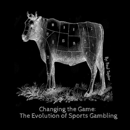 Paul Taylor альбом Changing the Game: The Evolution of Sports Gambling