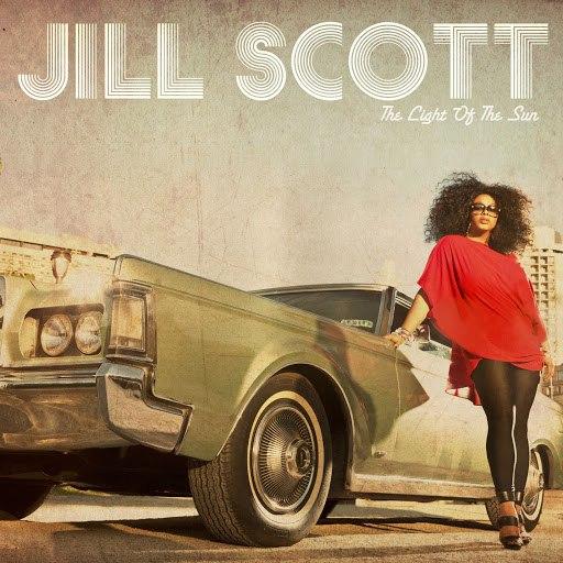 Jill Scott альбом The Light Of The Sun
