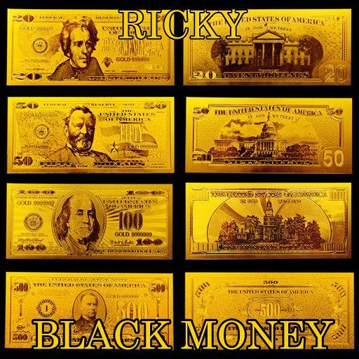 Ricky альбом Black Money