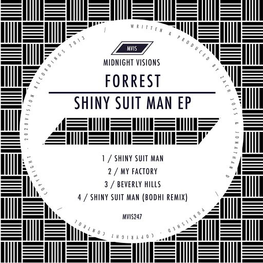 Forrest альбом Shiny Suit Man EP