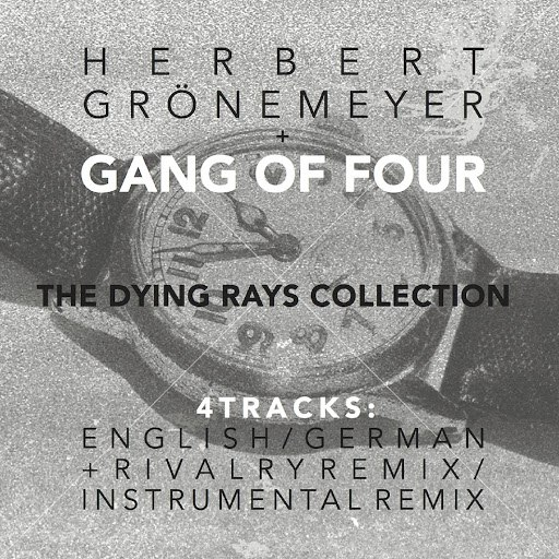 Gang Of Four альбом The Dying Rays Collection