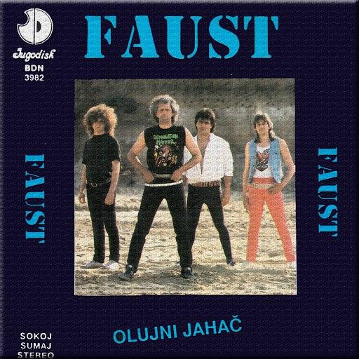 Faust альбом Olujni jahac