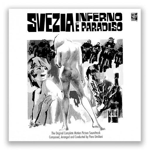 Piero Umiliani альбом Svezia, inferno e paradiso (outtakes)