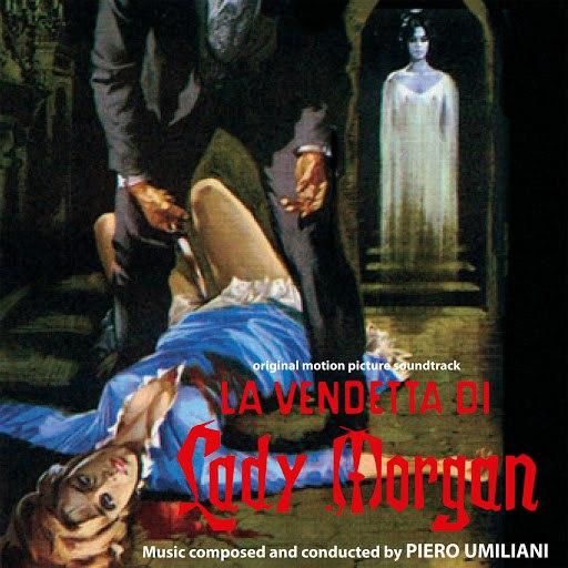 Piero Umiliani альбом La vendetta di lady Morgan