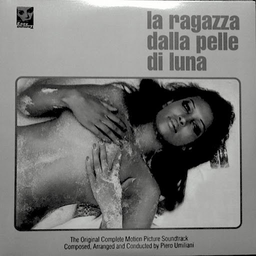 Piero Umiliani альбом La ragazza dalla pelle di luna (Outtakes)