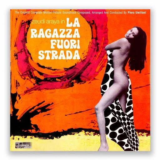 Piero Umiliani альбом La ragazza fuori strada