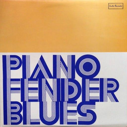 Piero Umiliani альбом Piano Fender Blues (Remastered)