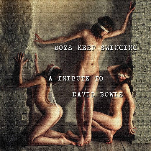 American Horror Story альбом Boys Keep Swinging: A Tribute To David Bowie