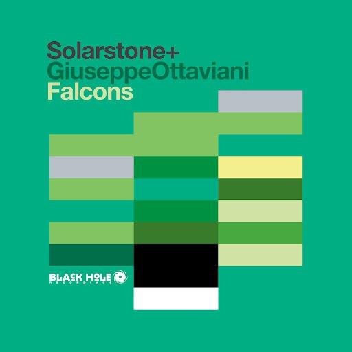 Solarstone with Giuseppe Ottaviani альбом Falcons