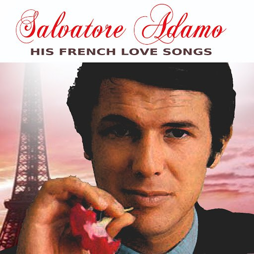 Salvatore Adamo альбом His french love songs
