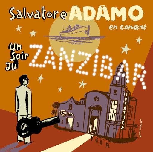 Salvatore Adamo альбом Un Soir Au Zanzibar