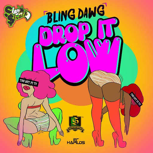 Bling Dawg альбом Drop It Low
