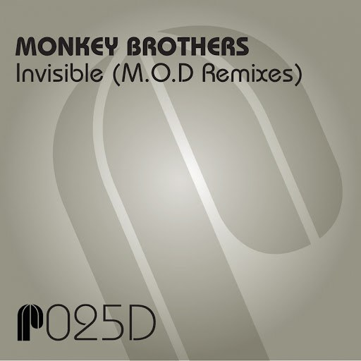 Monkey Brothers альбом Invisible (M.O.D Remixes)