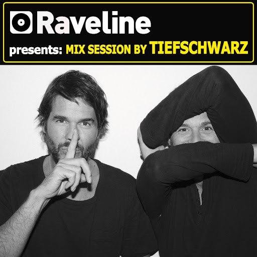 Tiefschwarz альбом Raveline Mix Session By Tiefschwarz