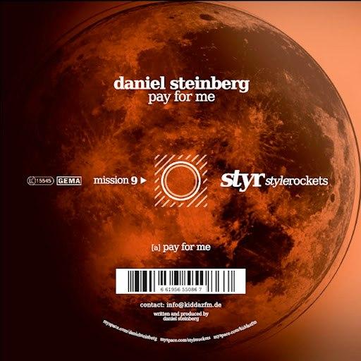 Daniel Steinberg альбом Pay For Me - EP