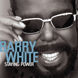 Barry White альбом Staying Power