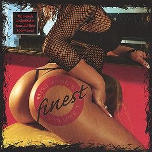 Miss Jane альбом Miss Jane's Finest