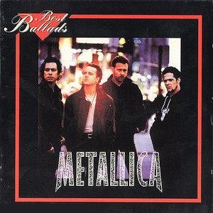 Metallica альбом Best Ballads