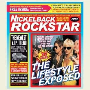 Nickelback альбом Rockstar
