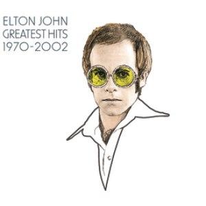 Elton John альбом The Greatest Hits 1970-2002