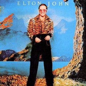 Elton John альбом Caribou (Remastered)