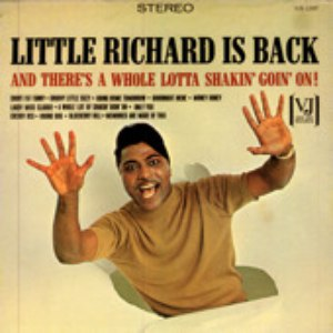 Little Richard альбом Little Richard Is Back