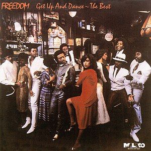 Freedom альбом Get Up and Dance - the Best of