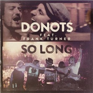 Donots альбом So Long