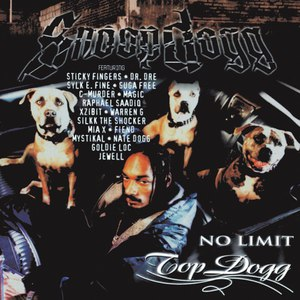Snoop Dogg альбом No Limit Top Dogg