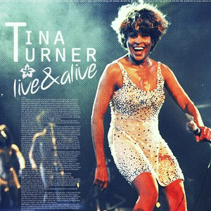 Tina Turner альбом Live & Alive