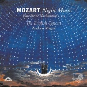 Wolfgang Amadeus Mozart альбом Mozart: Night Music