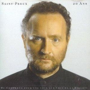 Saint-Preux альбом Saint-Preux : 20 ans